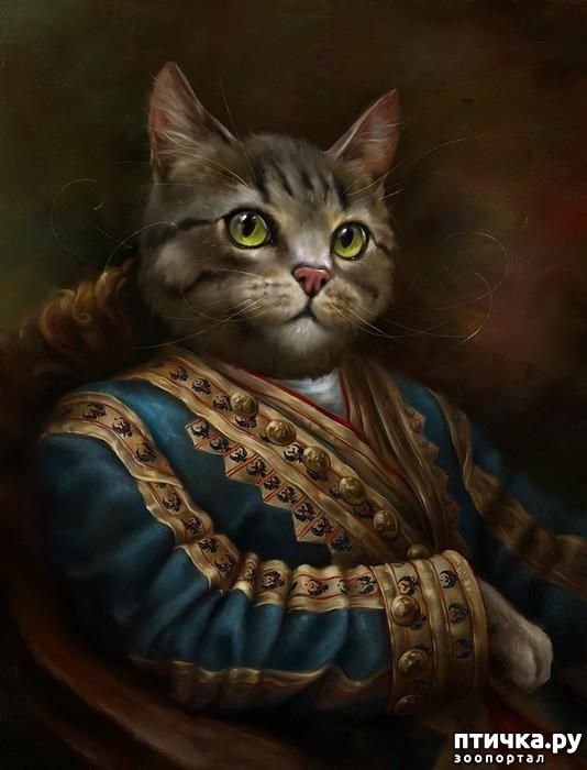 фото 3: Коты Эрмитажа Открытки Эльдара Закирова