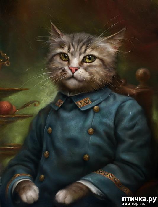фото 5: Коты Эрмитажа Открытки Эльдара Закирова
