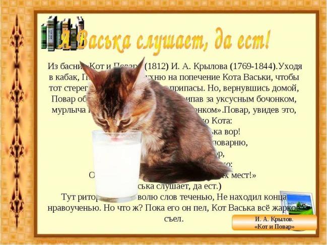фото 10: А какие вы знаете высказывания о кошках?