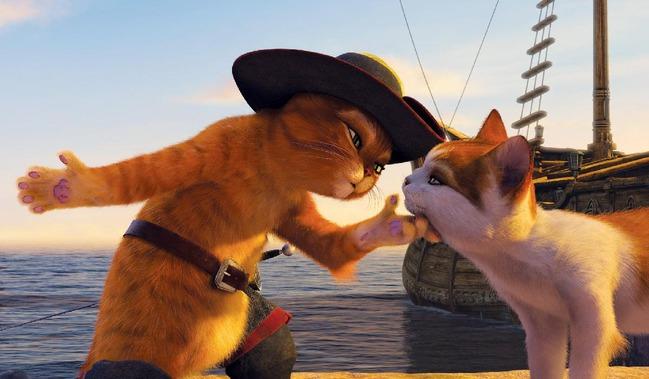 фото 8: Давайте вспомним котят из разных мультиков!!!