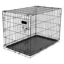 фото 2: Клетка для собаки: плюсы и минусы.