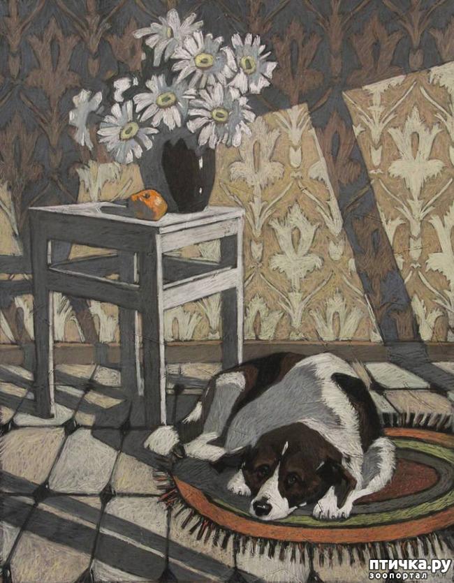 фото 5: И снова о собаках в живописи