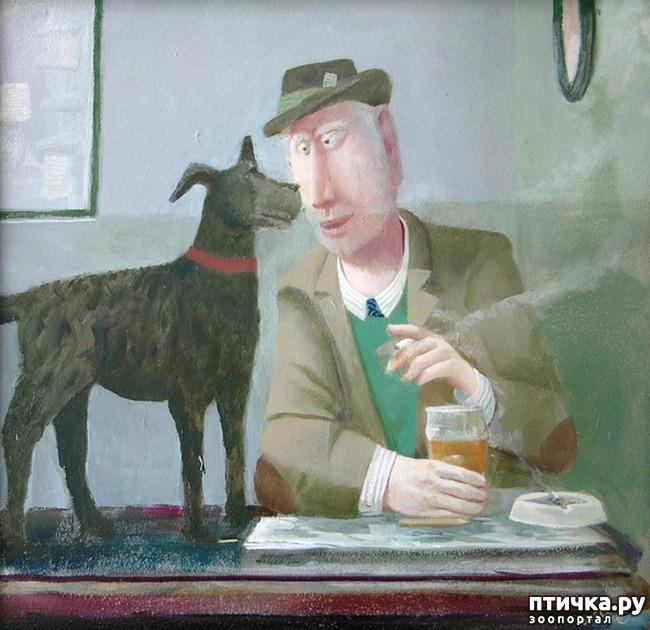 фото 13: И снова о собаках в живописи