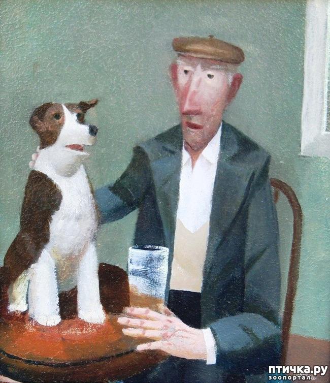 фото 12: И снова о собаках в живописи