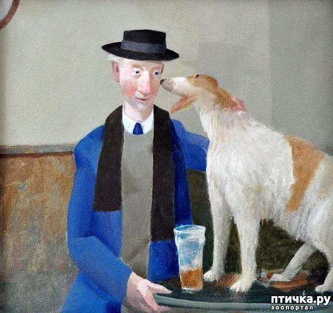 фото 14: И снова о собаках в живописи