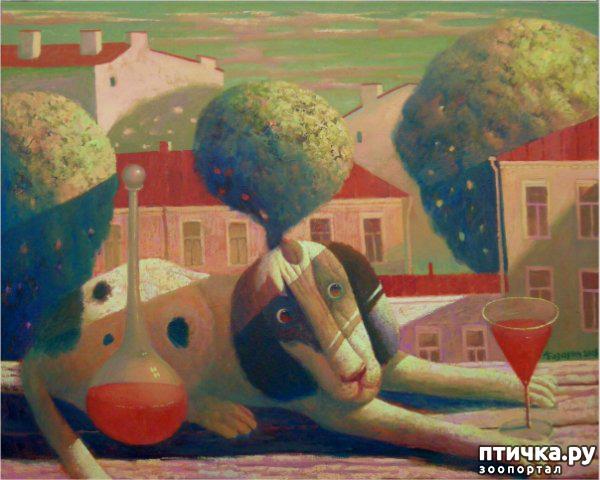 фото 17: И снова о собаках в живописи