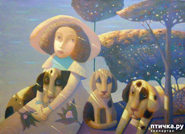фото 16: И снова о собаках в живописи