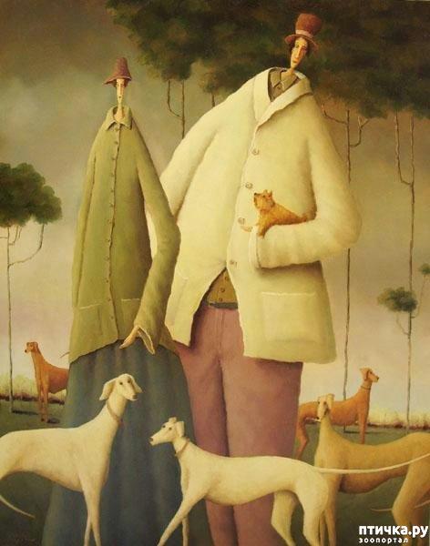 фото 19: И снова о собаках в живописи