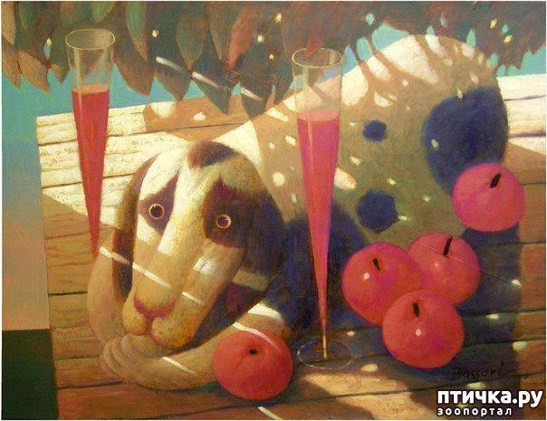 фото 18: И снова о собаках в живописи
