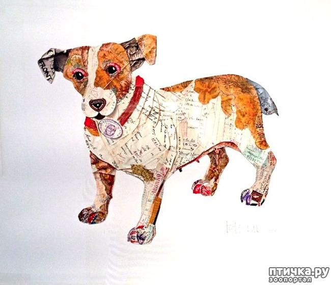 фото 25: И снова о собаках в живописи