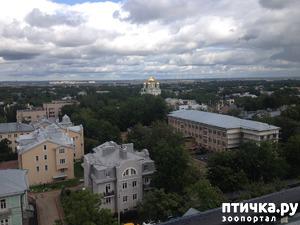 фото: Тучи над городом ходят...