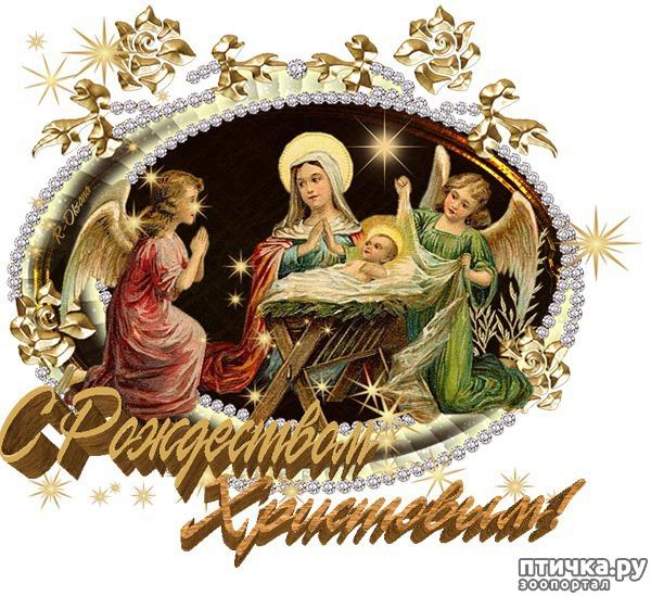 фото 4: С ПРИБЛИЖАЮЩИМСЯ РОЖДЕСТВОМ ХРИСТОВЫМ!