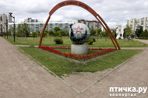фото: В парке Боевого Братства