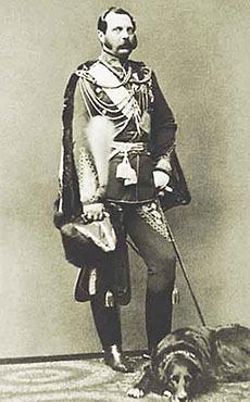 фото 1: Любимая собака Александра II.