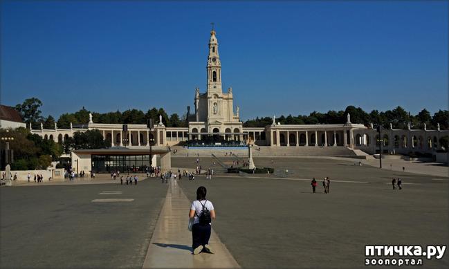фото 5: Португалия. Фатима.