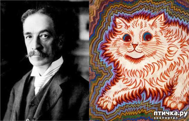 фото 1: Художники и их кошки. Часть 3