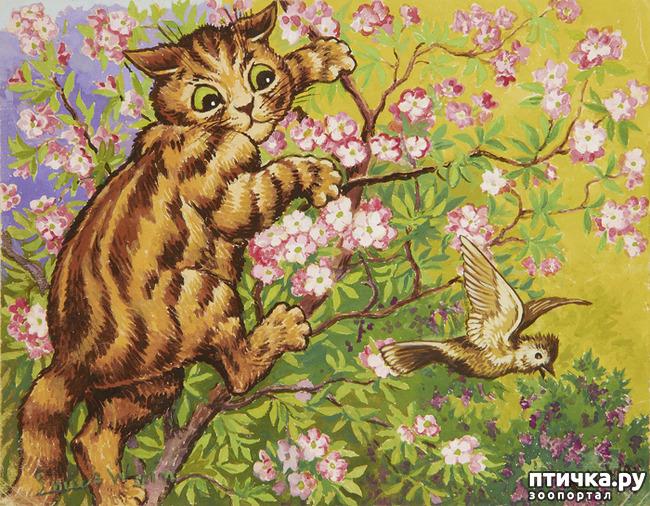 фото 3: Художники и их кошки. Часть 3