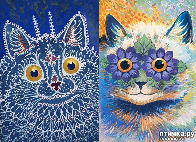 фото 15: Художники и их кошки. Часть 3