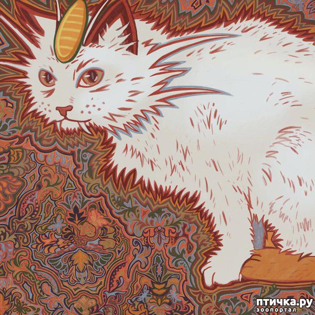 фото 16: Художники и их кошки. Часть 3