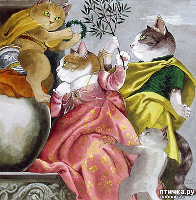 фото 7: Кошачье царство (греческая народная сказка)