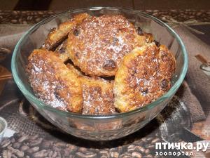 фото: Диетическое, низкокалорийное, обалденно вкусное овсяное печенье