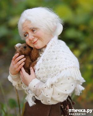 фото: ОТ МИЛЫХ СТАРУШЕК, ДО ОЗОРНЫХ ДЕВЧУШЕК. Если иначе, то куклы, в которых есть душа.
