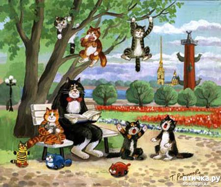 фото 12: Котики Татьяны Родионовой