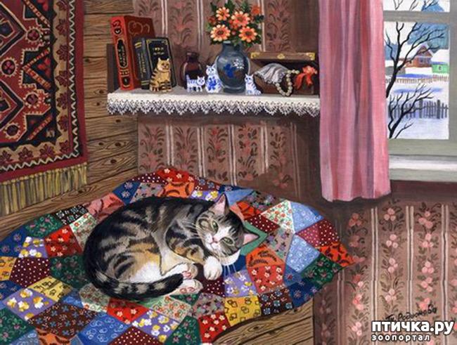 фото 24: Котики Татьяны Родионовой