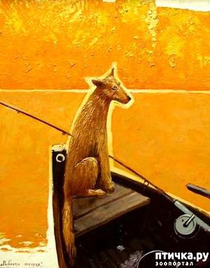 фото: Собаки в изобразительном искусстве